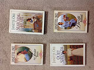 Prairie Legacy Complete Set (The Tender Years ~ A Searching Heart ~ A Quiet Strength ~ Like Gold Refined)