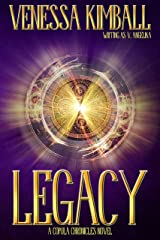 Legacy (The Copula Chronicles Book 4) Kindle Edition