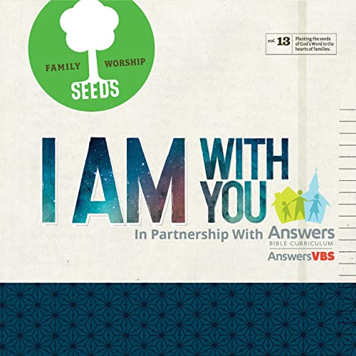 Seeds Family Worship - I Am With You, Vol. 13 (2019)