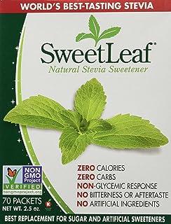 Sweet Leaf Sweetleaf Sweetener, 70 CT, pack of 6