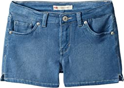 Levi's® Kids - 710™ Super Skinny Fit Soft and Silky Shorts (Big Kids)