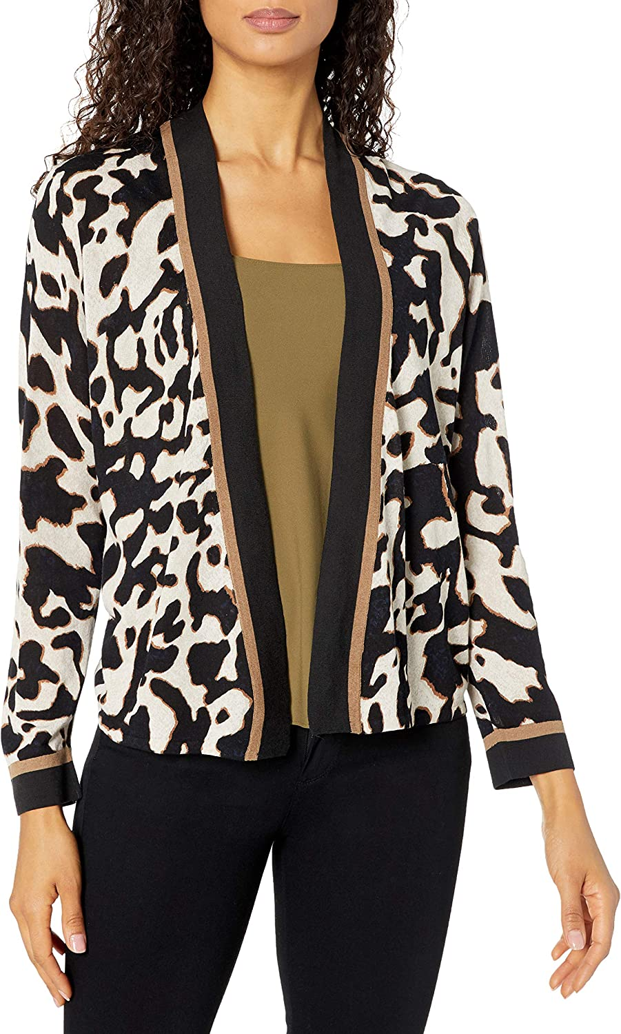 NIC+ZOE Women's Leader of The Pack Cardy