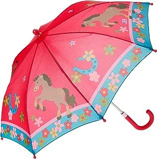Little Girls' Umbrella, Horse
