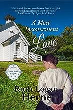 A Most Inconvenient Love (Prairie Brides Book 1)