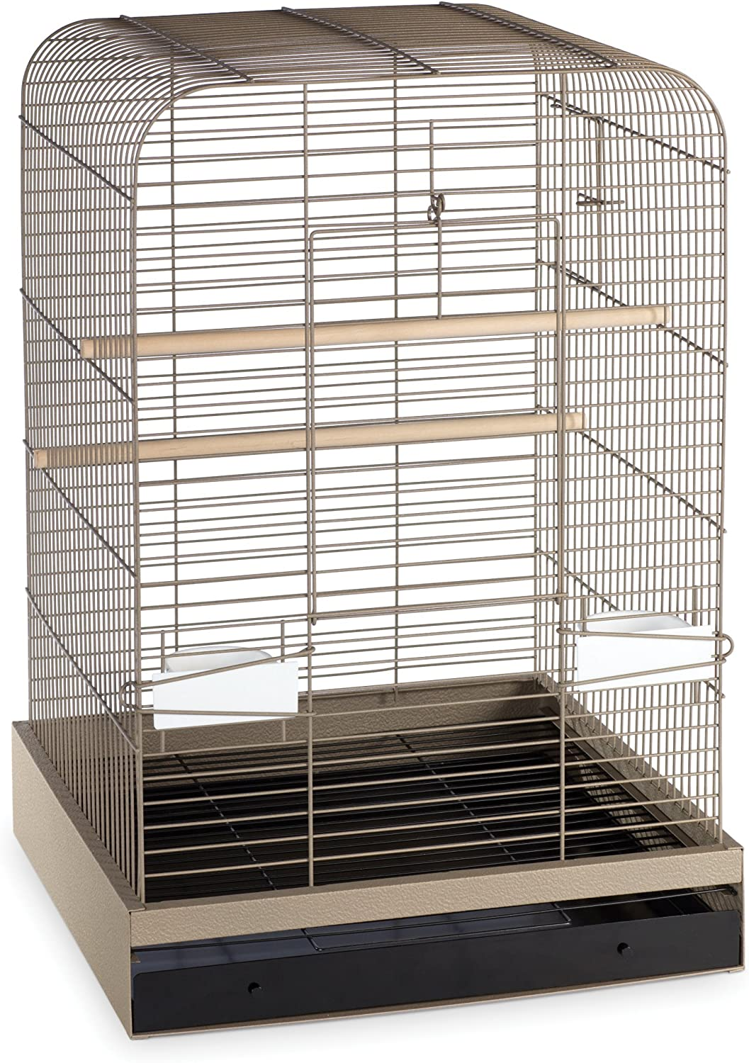 Industry No. 1 Free shipping anywhere in the nation Prevue Hendryx 124PUT Pet Products Madison Putty Cage 5 Bird 8