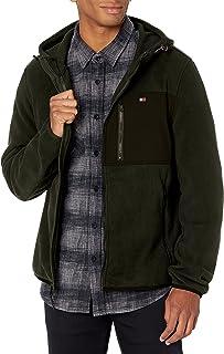 Men's Hooded Performance Fleece Jacket