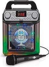 Singing Machine Groove Mini Karaoke System (SML650BK)