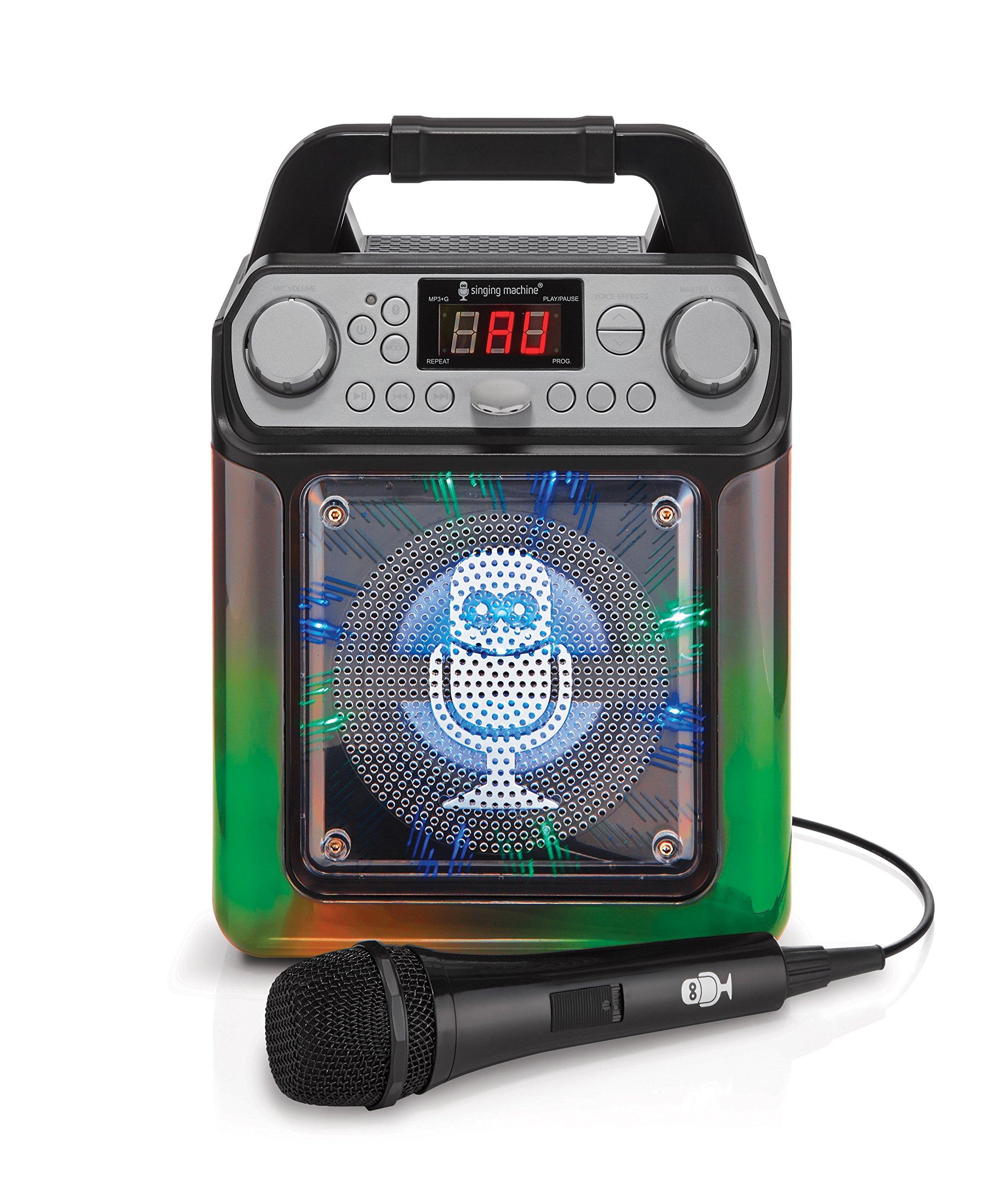 Singing Machine Groove Karaoke SML650BK