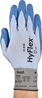 Ansell HyFlex 11-518 Light Duty Cut Resistant Gloves, Size 8 (1 Pair)