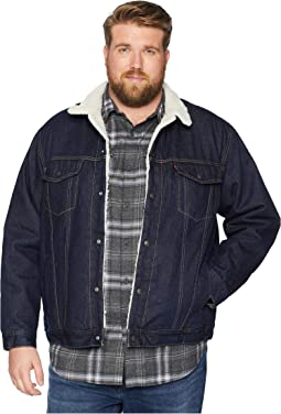 Big & Tall Type III Sherpa Trucker Jacket