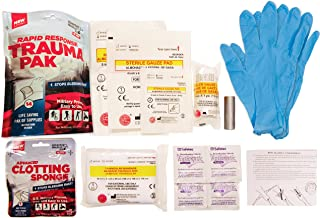 Adventure Medical Kits Rapid Response Trauma Pak with QuickClot