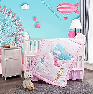 Best little mermaid bedding crib Reviews