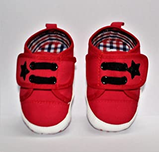 Baby Shoes (Red)