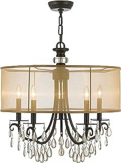 Best crystorama hampton 5 light chandelier Reviews
