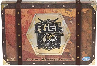 Hasbro Gaming Risk 60th Anniversary Edition