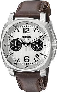 bfa5c0e0eb19 Amazon.com  leather watch -  100- 300  Clothing