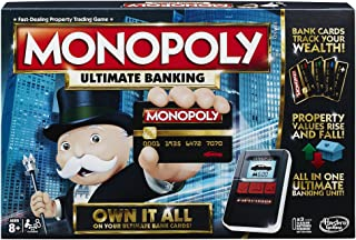instrucciones del juego de mesa Jackpot monopoly