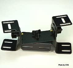 CB / Ham Radio Heavy Metal Swivel Adjustable Floor Mount - Workman B2030