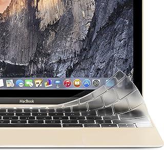 Moshi Clearguard Keyboard Cover for MacBook Retina 12, Clear