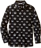 Dolce & Gabbana Kids - City Crown Print Shirt (Toddler/Little Kids)
