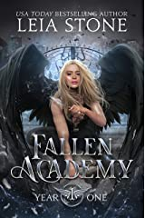 Fallen Academy: Year One Kindle Edition