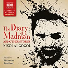 diary of a madman audiobook
