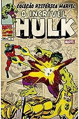 Coleção Histórica Marvel: O incrível Hulk v. 4 (Portuguese Edition) Kindle Edition