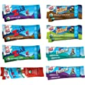 16-Count Clif Kid Organic Granola Bars Variety Pack