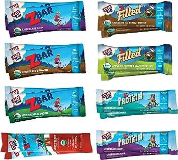 16-Count Clif Kid Organic Granola Bars Variety Pack