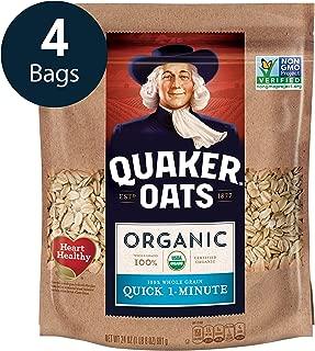 Best quaker quick oats ingredients Reviews
