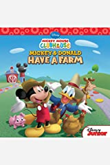 Mickey Mouse Clubhouse: Mickey and Donald Have a Farm (Disney Storybook (eBook)) Kindle Edition