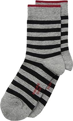 Double Stripe Sock (Toddler/Little Kid/Big Kid)