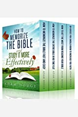 How to Memorize the Bible and Study It More Effectively Kindle Edition