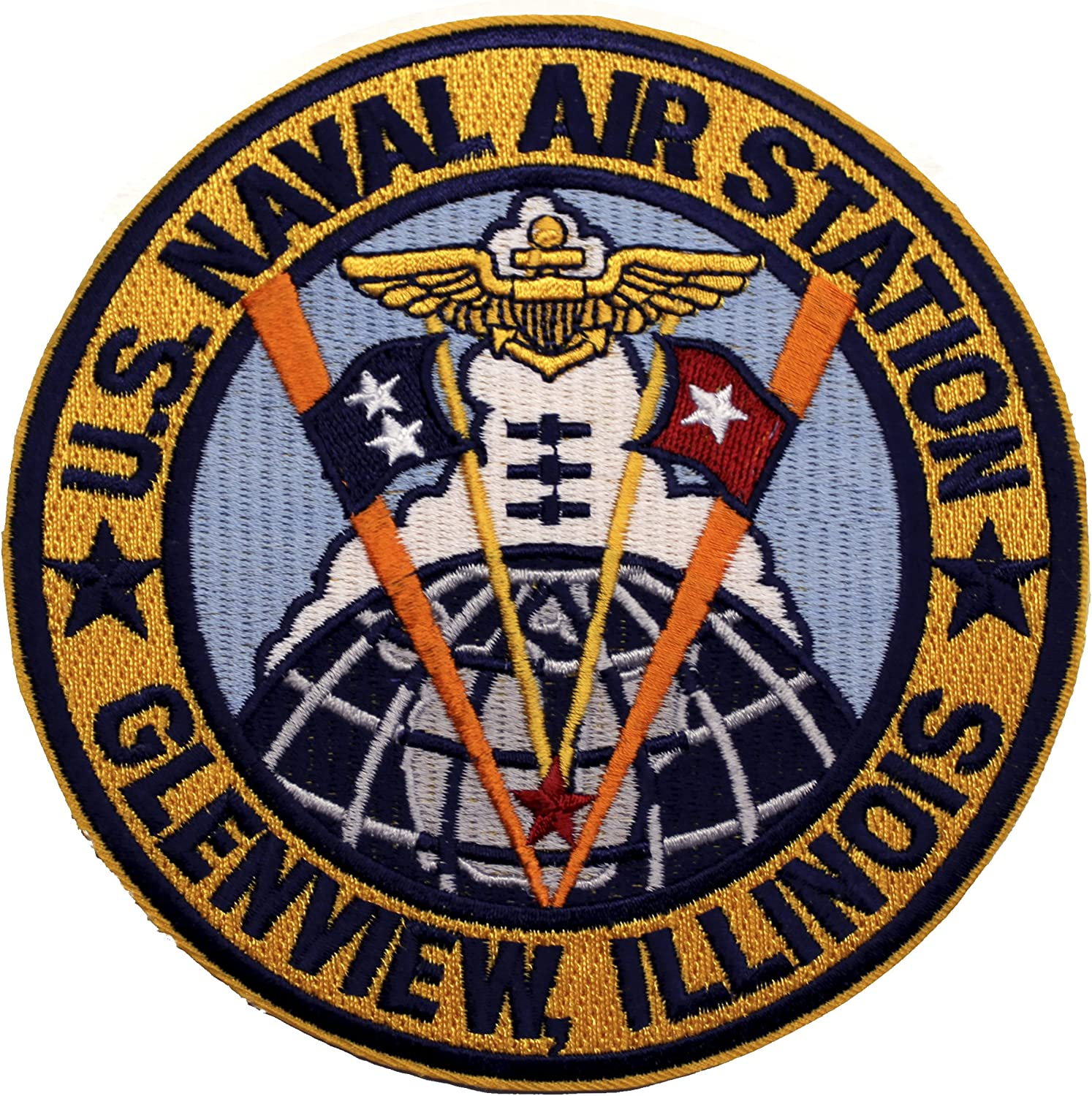 Naval Free shipping We OFFer at cheap prices New Air Station Patch Glenview Illinois