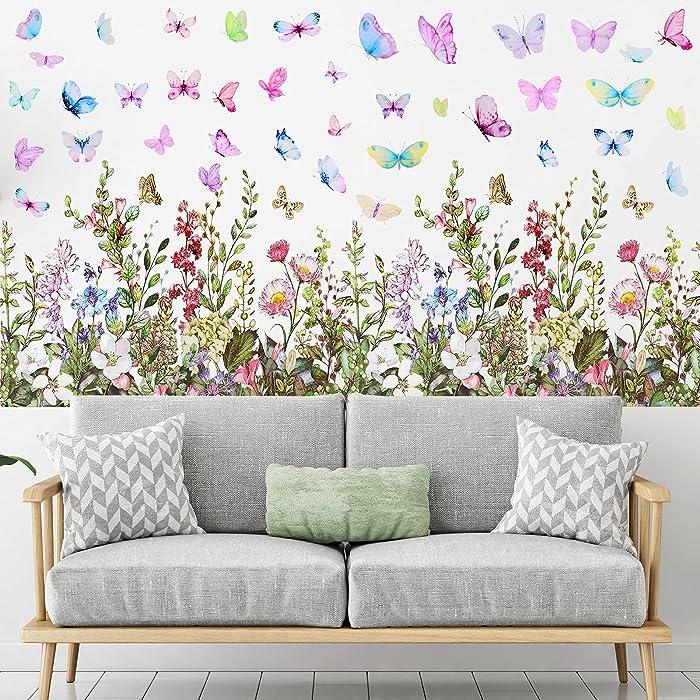 Updated 2021 – Top 10 Garden Wall Decals