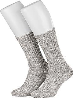 Calcetines noruegos mullidos - Aptos para diabéticos - Sin elásticos - Varios colores y tallas grandes