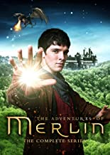 Merlin: Complete Series Gift Set(DVD)