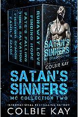 Satan's Sinners MC Collection Two Kindle Edition