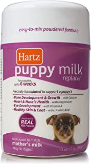 Hartz Puppy Milk Replacer for Baby Dog 340gm
