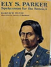 Ely S. Parker, spokesman for the Senecas