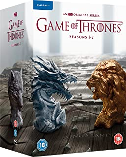 Game of Thrones - Season 1-7 2017  Region Free