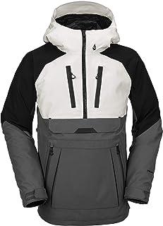 Volcom Men's Brighton Pullover 2-Layer Snow Jacket