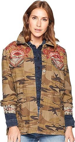 Warner Military Jacket