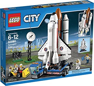 lego city spaceport