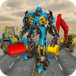 Multi Excavator Robot Game
