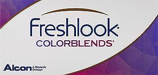 Freshlook Colorblends Pure Hazel (-3.75) - 2 Lens Pack