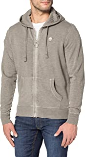 NORTH SAILS Full Zip Hooded Sweater W/Graphic Sudadera con Capucha para Hombre