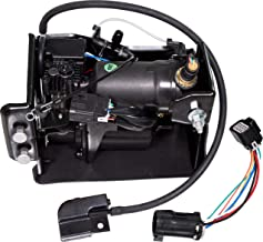 APDTY 050100 Air Ride Suspension Compressor Fits 2001-2014 Escalade Avalanche Suburban Tahoe Yukon (Replaces 10395825, 15056494, 15070878, 15101577, 15254590, 15296756, 15949881, 19299545, 20837299)