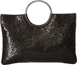 Jessica McClintock Sonia Circle Handle Bag