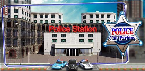 『Police Car Parking 3D』のトップ画像